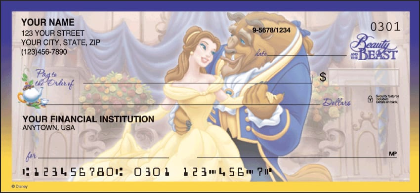 Disney Classics, Series II Checks - click to preview