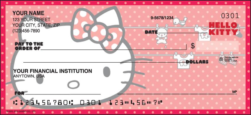 hello kitty® classic checks - click to preview