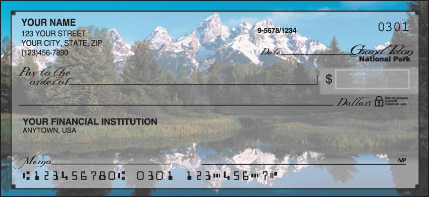 national parks checks - click to preview