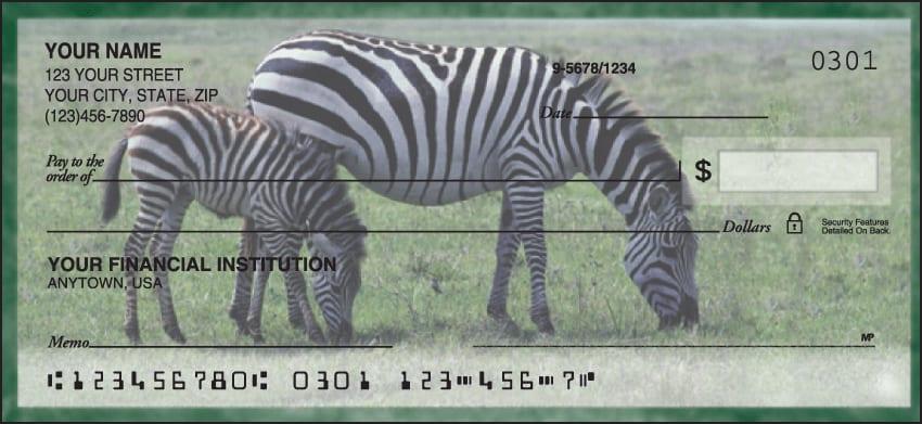 Safari Checks - click to view larger image
