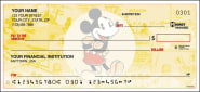Disney Vintage Mickey Checks