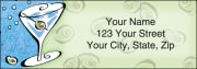 After Five Address Labels - click to view larger image