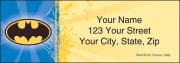 Batman Address Labels - click to view larger image
