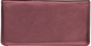 Burgundy Checkbook Cover – click to view product detail page