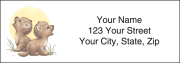 Endangered Young'uns® Address Labels – click to view product detail page
