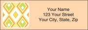 geometric address labels - click to preview