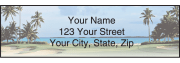 Golf Escapes Address Labels – click to view product detail page