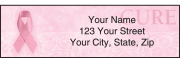 Hope for the Cure Address Labels – click to view product detail page