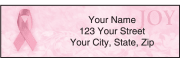 hope for the cure address labels - click to preview