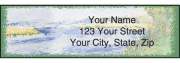 impressionist address labels - click to preview
