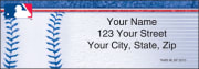 major league baseball address labels - click to preview