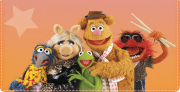 Disney The Muppets Checkbook Cover – click to view product detail page