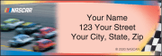 NASCAR Address Labels – click to view product detail page