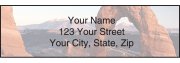 National Parks Address Labels – click to view product detail page