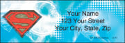 Superman Address Address Labels – click to view product detail page