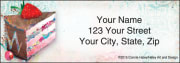 Sweet Morsels Address Labels – click to view product detail page