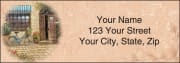 tuscany address labels - click to preview