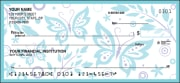 paper butterflies checks - click to preview