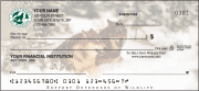 Defenders of Wildlife Wolves Checks – click to view product detail page