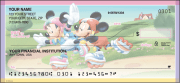 Disney Mickey's Adventures Checks - click to view larger image