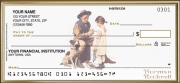 Norman Rockwell Checks – click to view product detail page