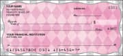 pretty in pink checks - click to preview