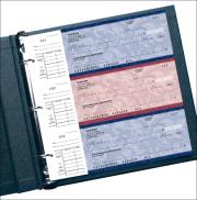 renaissance desk set checks - click to preview