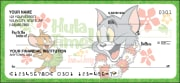 tom and jerry checks - click to preview