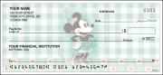 disney vintage minnie checks - click to preview