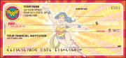 Wonder Woman Comics Checks – click to view product detail page