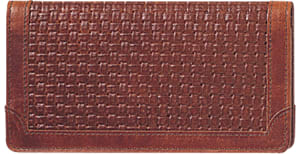 Classic Accents Checkbook Cover – click to view product detail page
