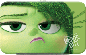 Disney/Pixar Inside Out Credit Card/ID Holder - Disgust – click to view product detail page