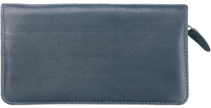 Elite Zippered Checkbook Cover – click to view product detail page