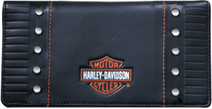 Harley-Davidson® Checkbook Cover – click to view product detail page