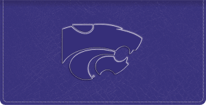 Kansas State Logo Checkbook Covers – click to view product detail page