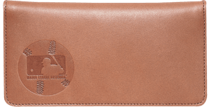Major League Baseball® Checkbook Cover – click to view product detail page