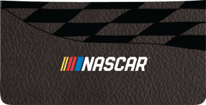 NASCAR Checkbook Cover – click to view product detail page