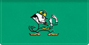 Notre Dame Logo Checkbook Covers – click to view product detail page