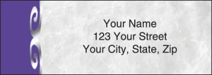 Platinum Address Labels – click to view product detail page