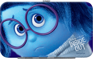 Disney/Pixar Inside Out Credit Card/ID Holder - Sadness – click to view product detail page