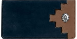 Santa Fe Checkbook Cover – click to view product detail page