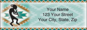 Shades of the Southwest Address Labels – click to view product detail page