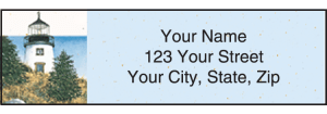 Enlarged view of Song of the Sea Address Labels