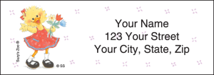 Suzy 's Zoo® Address Labels – click to view product detail page