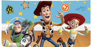 Disney/Pixar Toy Story Checkbook Cover – click to view product detail page