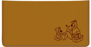 Yogi Bear Checkbook Cover – click to view product detail page
