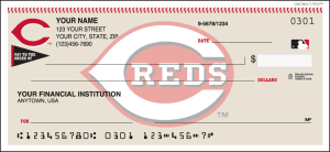 Cincinnati Reds™ Checks – click to view product detail page