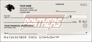 Clark Atlanta University Panthers Checks – click to view product detail page