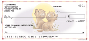 Enlarged view of Endangered Young'uns® Checks