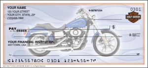 Side Tear - Harley-Davidson Checks – click to view product detail page